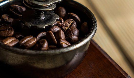 moudre son café